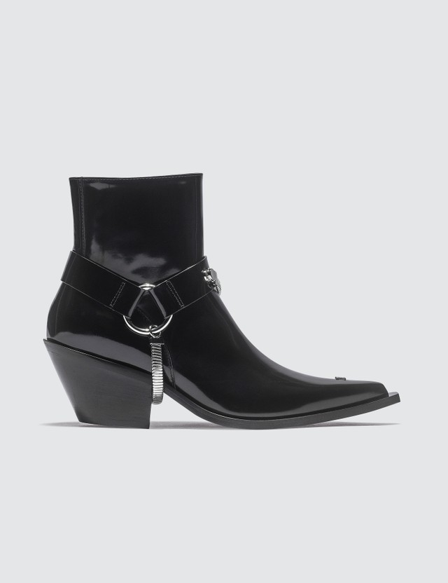Misbhv Cowboy Ankle Boots