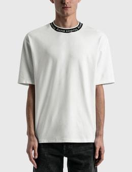 Acne Studios Logo Jacquard T-Shirt