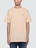 Stone Island S/S T-Shirt With White Logo Patch Picture
