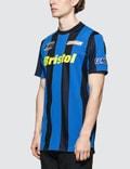 F.C. Real Bristol Stripe S/S Training T-shirt