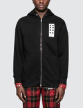 Moncler Genius Moncler x Palm Angels Make It Rain Zip Up Hoodie Picture