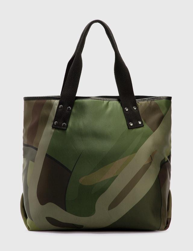 Sacai KAWS Large Tote Bag