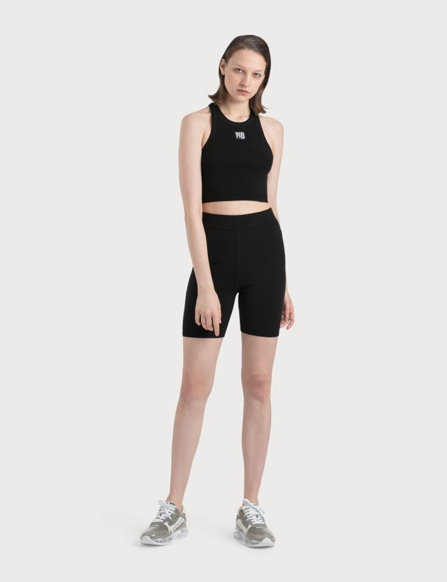 Alexander Wang.T Foundation Bodycon Bike Shorts