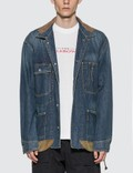 Sacai Denim Jacket Picutre