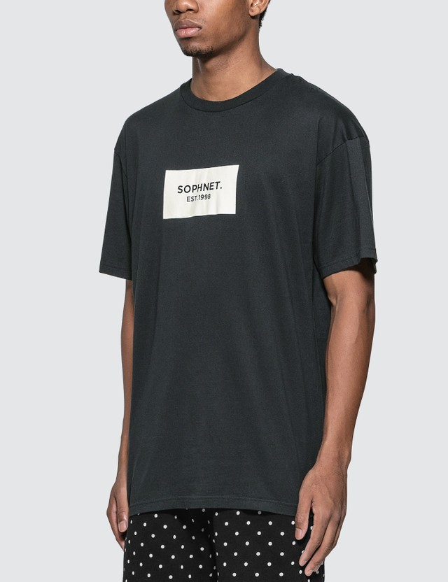 SOPHNET. Box Logo T-shirt