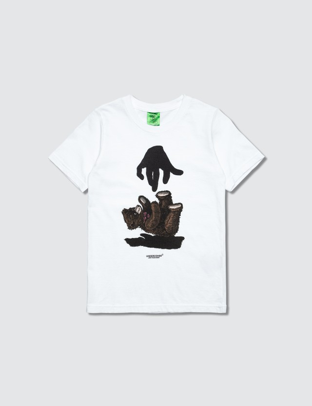 Undercover T-Shirt White Kids