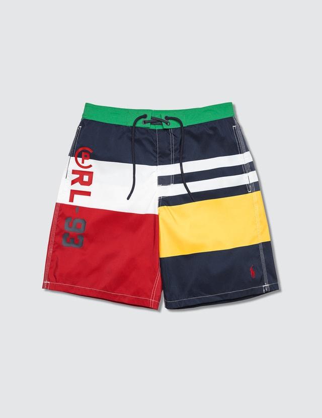 Polo Ralph Lauren Boating Stripe Swim Short