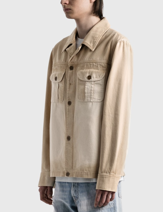Acne Studios Workwear Jacket Beige Men