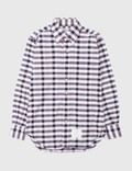 Thom Browne Thom Browne Check Shirt Picture