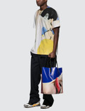 Marni Kiss Print Tote Bag