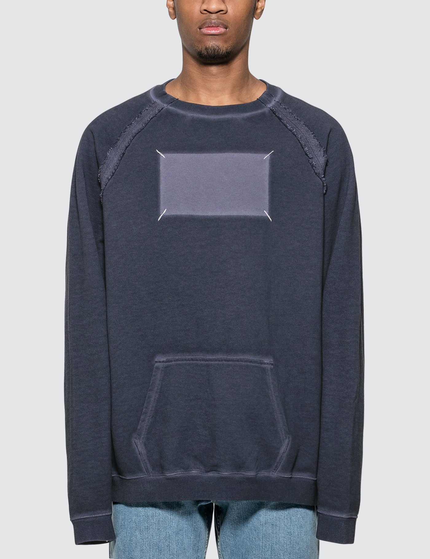 Memory of Label Sweatshirt