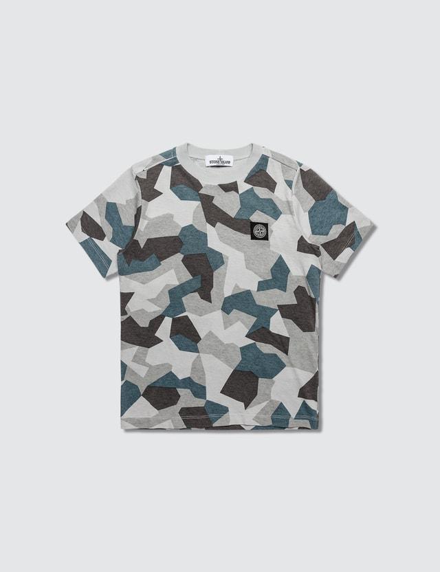 Stone Island Camo T-Shirt (Infant)