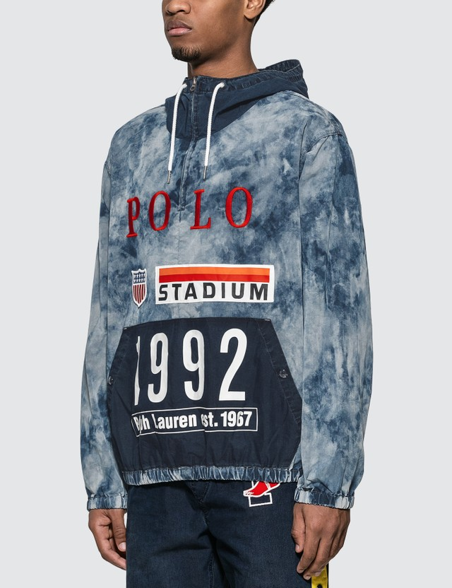 Polo Ralph Lauren Stadium Popover Jacket