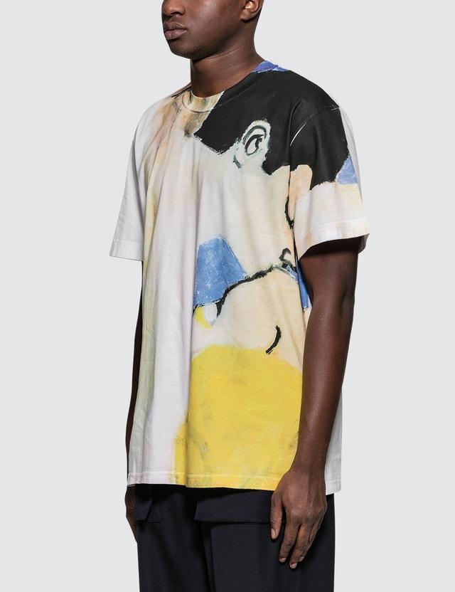 Marni Kiss Print S/S T-Shirt