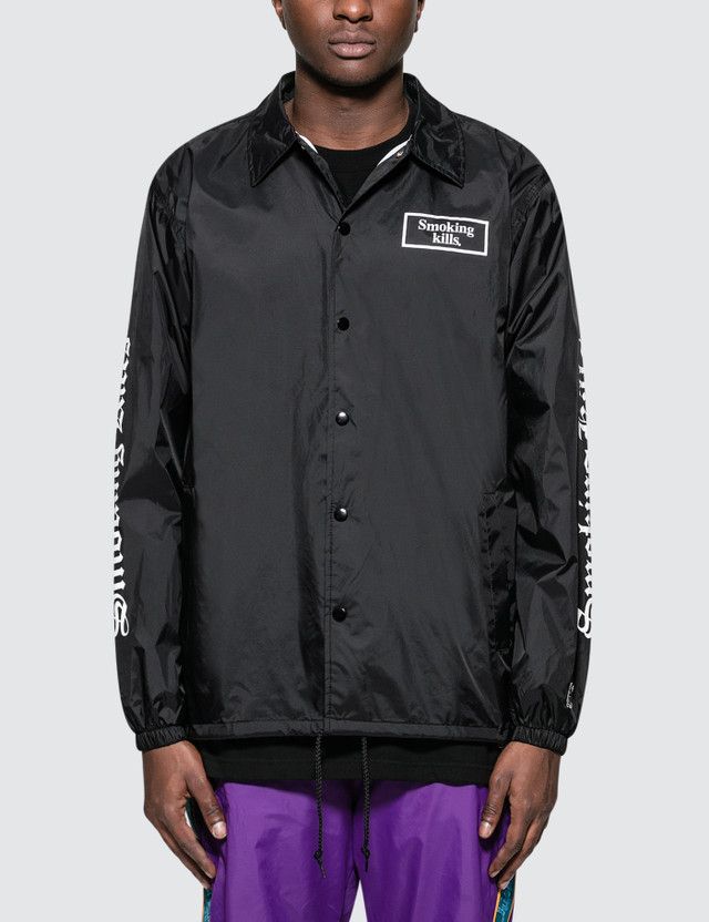 #FR2 One Piece x #FR2 Coach Jacket