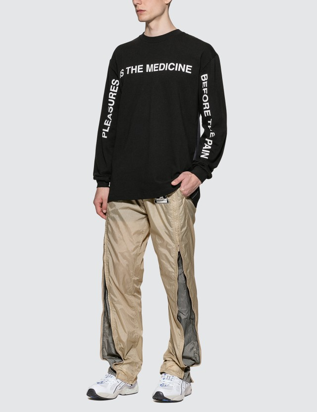 Pleasures Medicine Premium Long Sleeve T-shirt