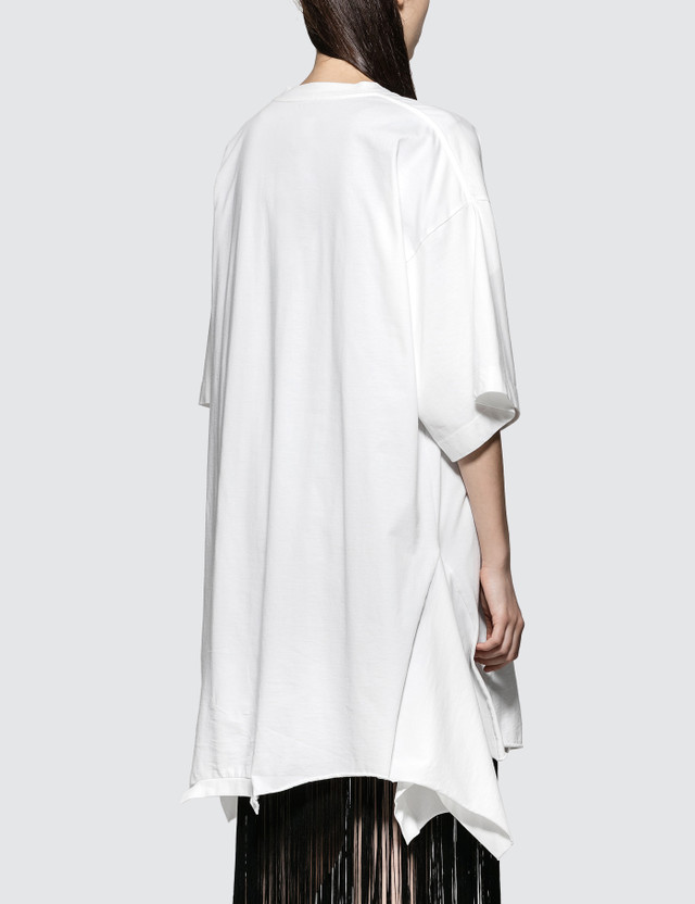 MM6 Maison Margiela Short Sleeve T-shirt Dress
