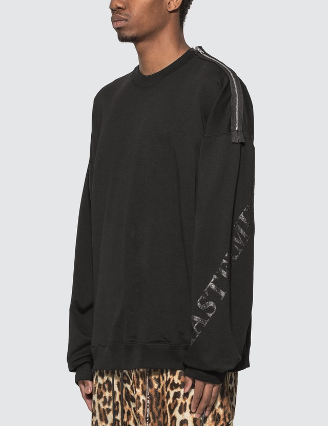 Mastermind World Zip Detail Sweatshirt