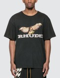 Rhude Vintage Eagle T-Shirt Picture