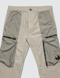 CP Company Lens Cargo Pants Quiet Gray Men