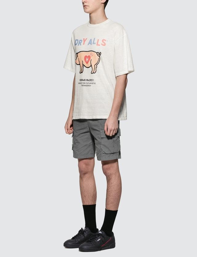 Human Made Pig Graphic Print S/S T-Shirt