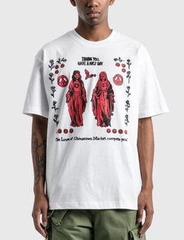 Chinatown Market Jesues Mary T-Shirt