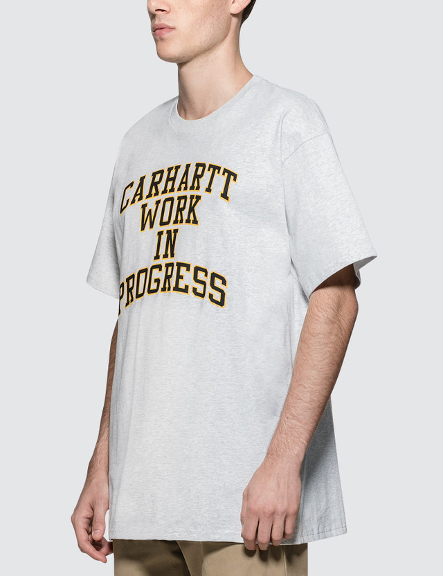 Carhartt Work In Progress WIP Division S/S T-Shirt