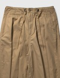 Needles H.D. Pant - Military Khaki Men