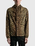 Saint Laurent Leopard-Print Windbreaker Picture