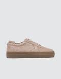 Axel Arigato Platform Suede Sneakers Picutre