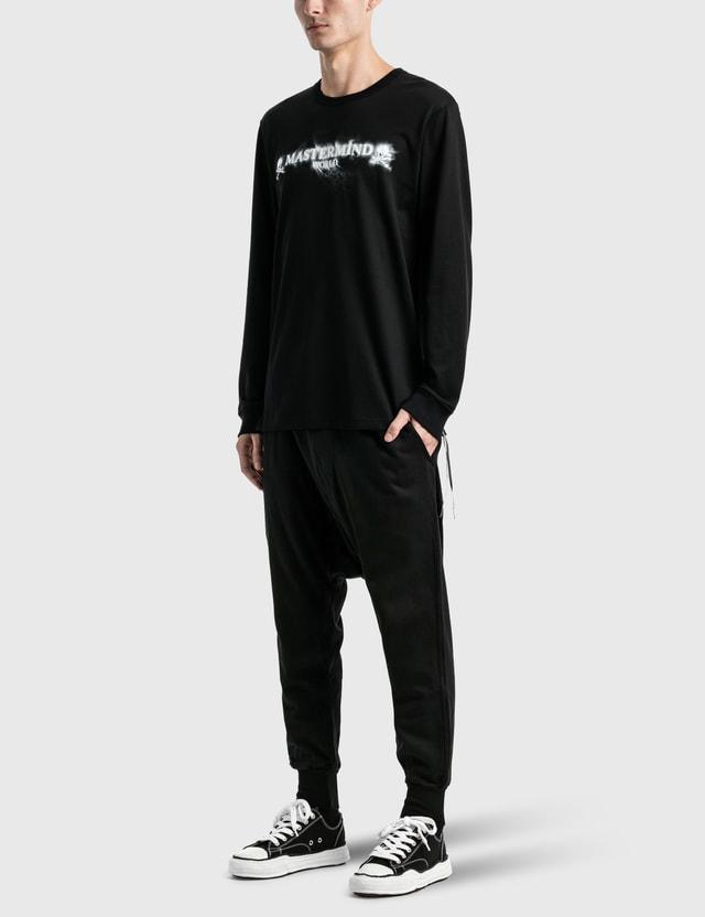 Mastermind World Sand Logo Long Sleeve T-Shirt