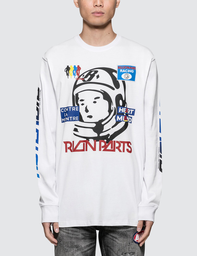 Billionaire Boys Club Leader L/S T-Shirt