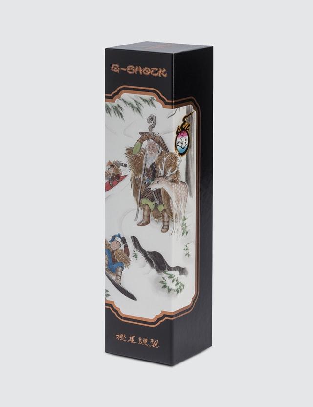 G-Shock DW5700SLG-7DR Shichi-Fuku-Jin Series