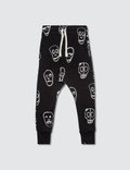 NUNUNU Skull Mask Baggy Pants Picture