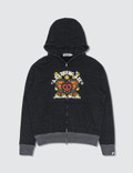 BAPE Bape Zip-up Hoodie Grey Picture