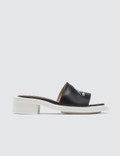 Aalto Derby Pool After Nature Sandals 사진