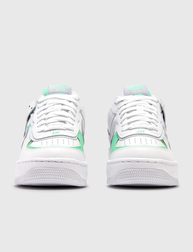 Nike Air Force 1 Shadow White/infinite Lilac-football Grey Women