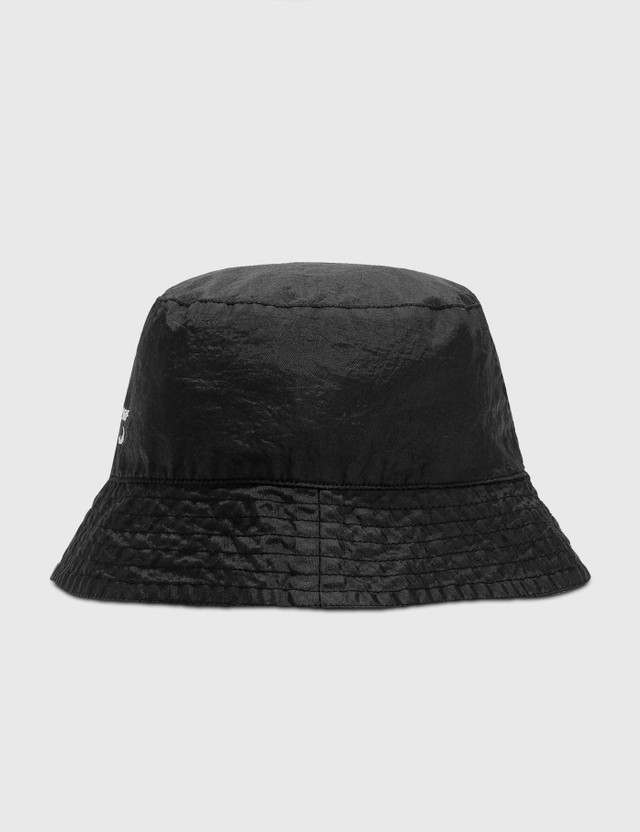 Off-White OW Bucket Hat Black White Men