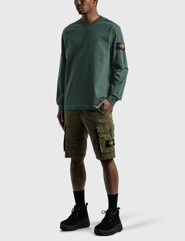 Stone Island Lightweight Sweatshirt Petrol  Men