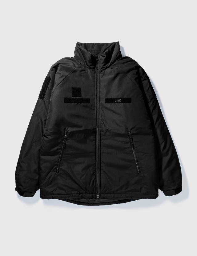 LMC LMC Level 7 Thinsulate Parka Black Men