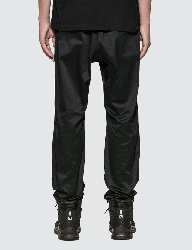 White Mountaineering Stretched Double Pockets Tapered Pants