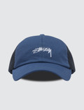 Stussy Stock Low Pro Trucker Cap Picture