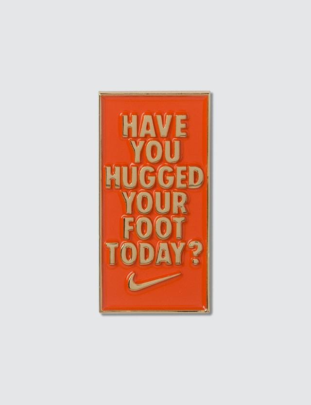 Nike Huarache E.D.G.E. TXT QS White/white-clear Emerald-total Orange Men