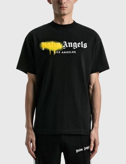 Palm Angels Los Angeles Sprayed T-shirt