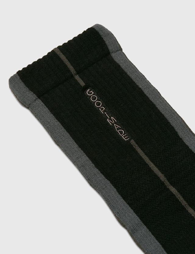 GOOPiMADE GOOPiMADE® 03-3 DE-L2 Logo Tabi Socks