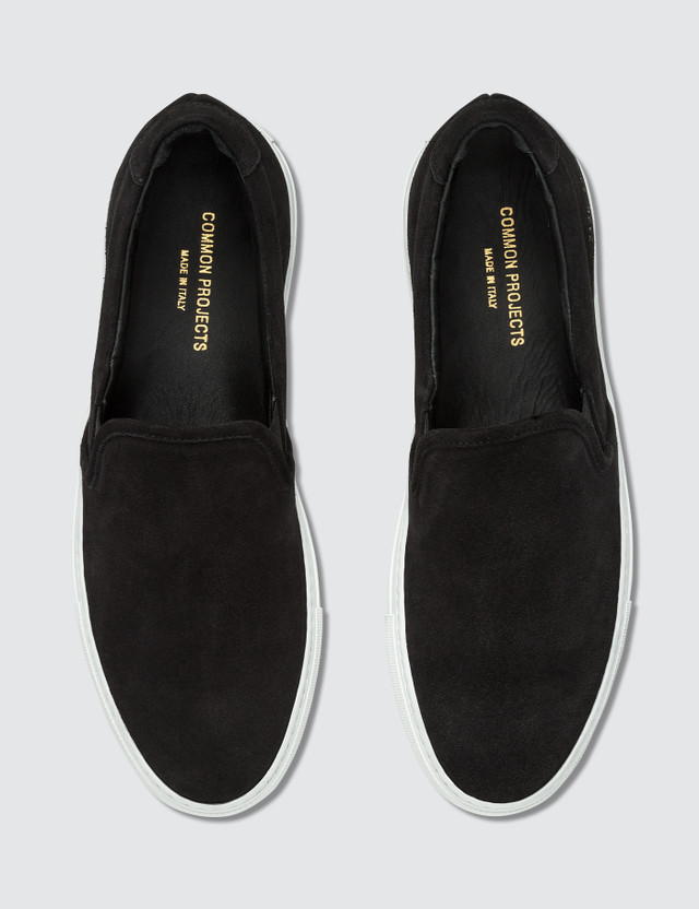 Common Projects Slip On In Suede
