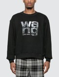 Alexander Wang Graphic Print Sweatshirt Picture