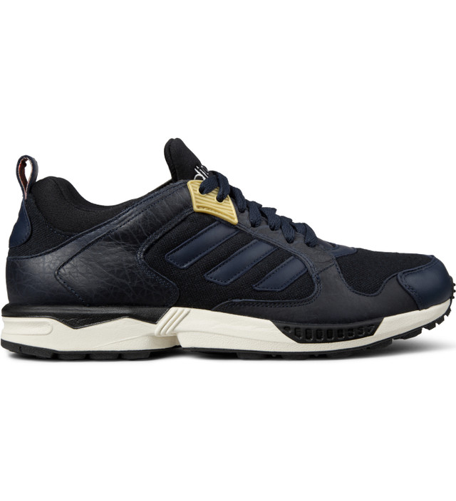"""Adidas Originals Navy ZX 5000 """"Year of Goat"""" B26464 Shoes"""