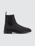 Yeezy Season 6 Chelsea Boot In Washed Canvas Picture