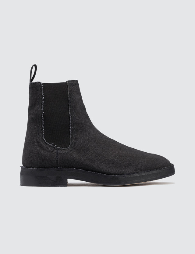 a631cc6d5e5b8 Yeezy - Chelsea Boot In Washed Canvas